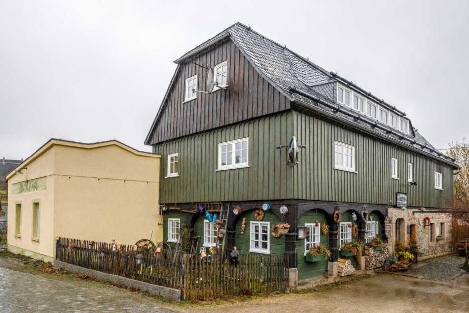 Die Grenzschänke in Friedersdorf besteht seit 1768. Ein neuer Wirt soll das Lokal nun fortführen.