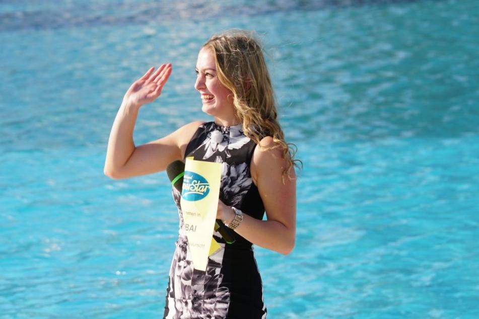 Durfte ihren Freunden monatelang nichts vom Rauswurf in Dubai erzählen:  Sophia Verena Tzarnowski aus Aue feierte am 28. Februar ihren 18.  Geburtstag.