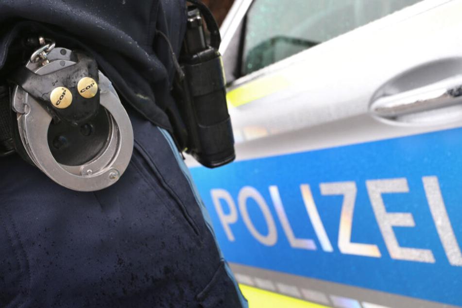 Die Polizei nahm den Mann bereits wegen eines anderen Delikts fest. (Symbolbild)