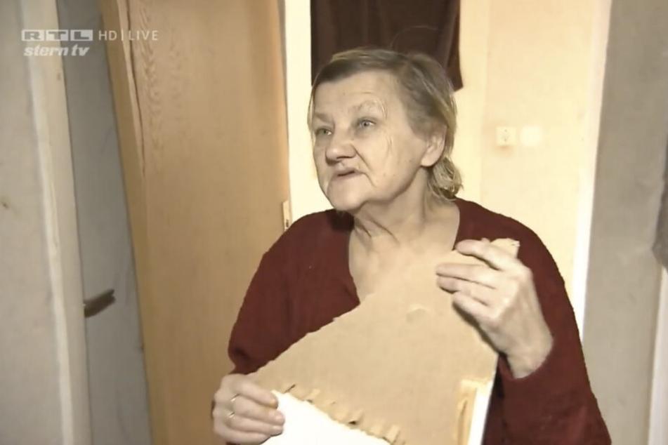 Karin Ritter (64) ist stinksauer auf Sohn Christopher: seitdem er in den Tierpark Köthen eingebrochen ist, bekommt sie Drohungen.