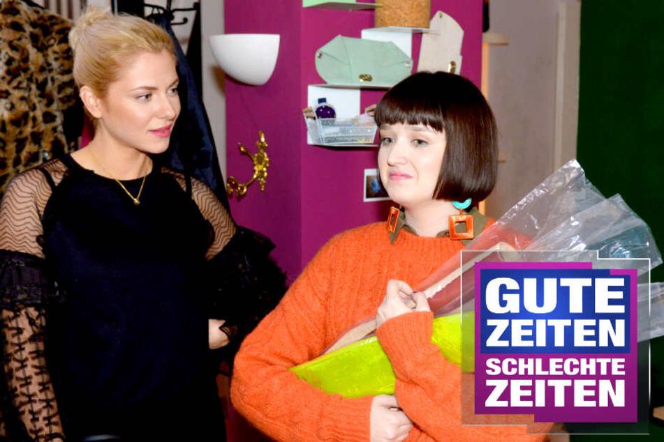 GZSZ-Karla wird rausgeschmissen: Ist das ihre üble Rache?