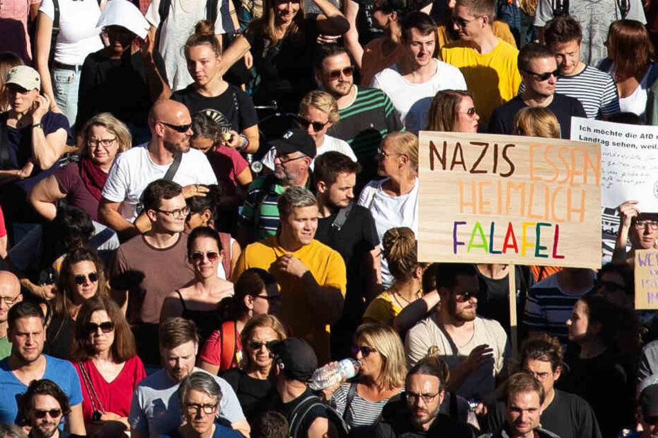 Rechte Islam-Feinde wollen in Frankfurt demonstrieren: Gegendemo geplant