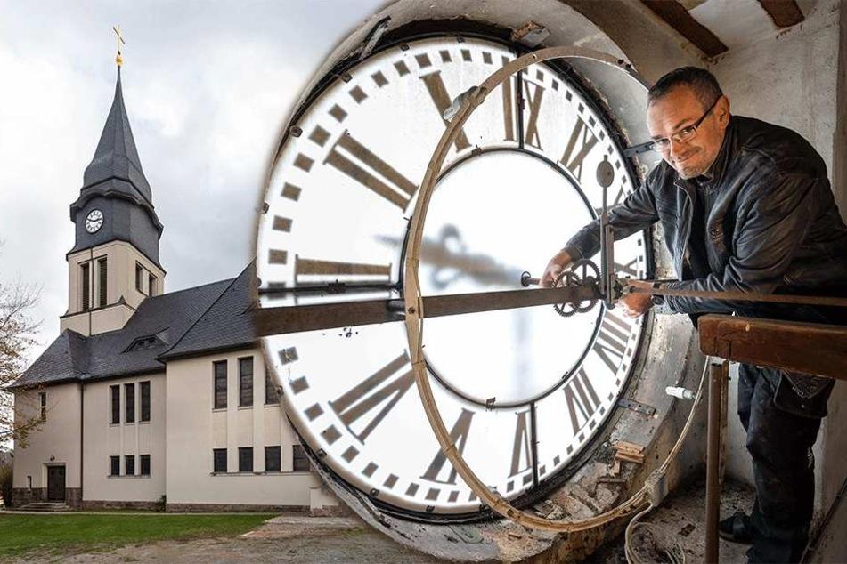 Wer hat an der Uhr gedreht? So stellt Chemnitz auf Winterzeit um