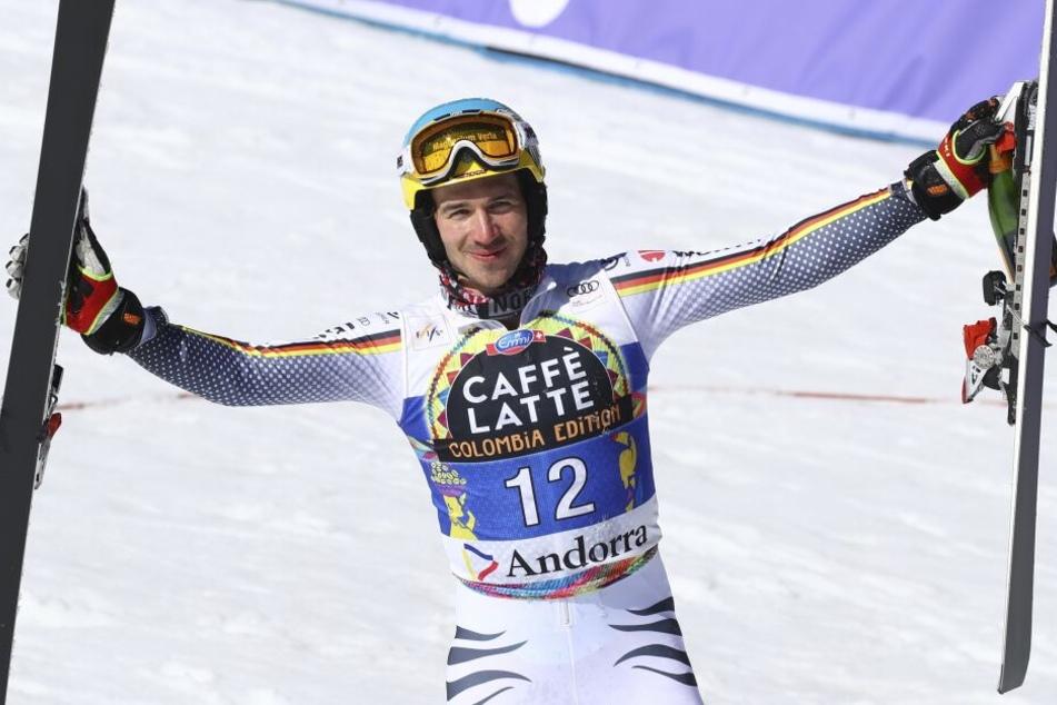 Felix Neureuther hat beim Weltcup-Finale in Andorra den siebten Platz belegt und seine Karriere mit dem besten Resultat dieser Saison beendet.