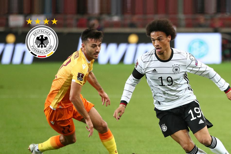 Im DFB-Dress wie ausgewechselt! Setzt Sané seinen Lauf im Nationalteam gegen Island fort?