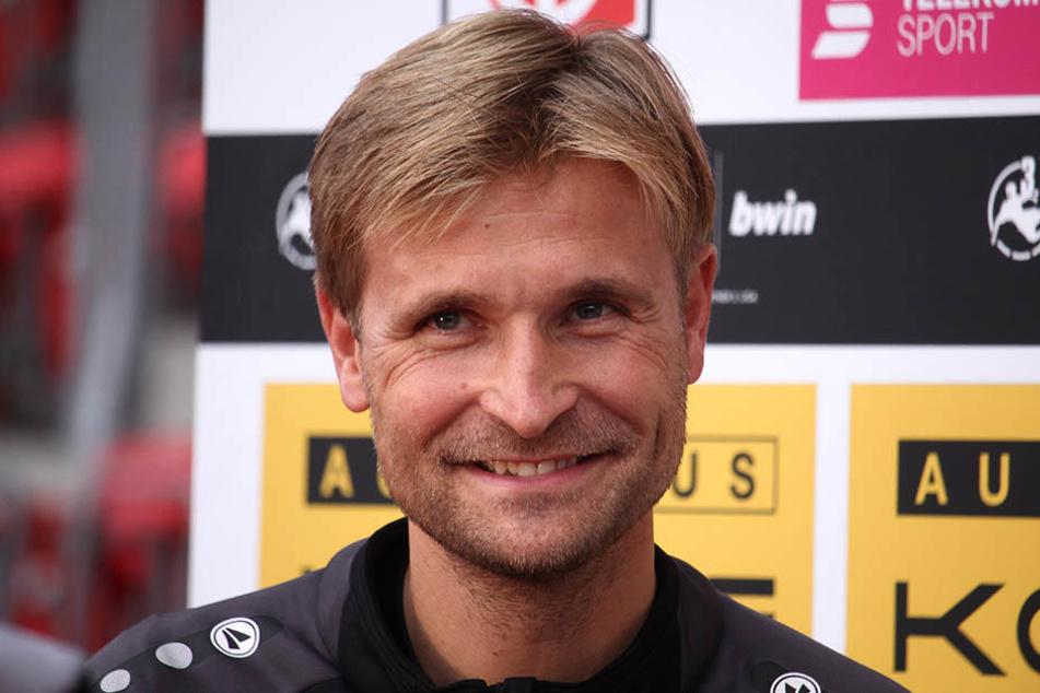 David Bergner (44) ist neuer CFC-Trainer.