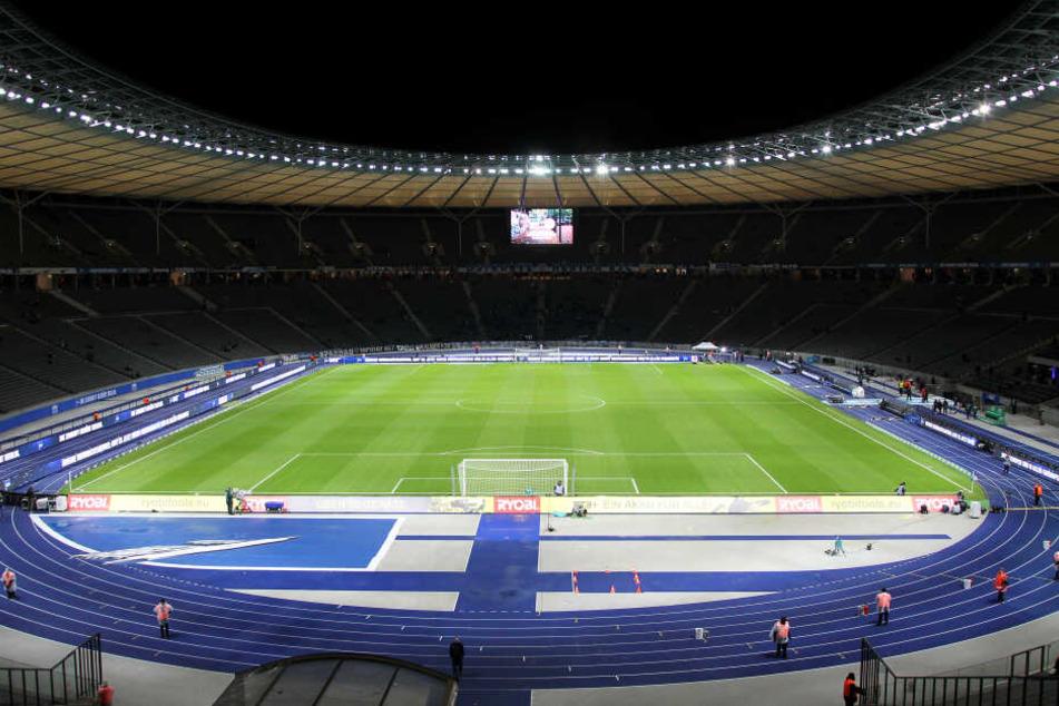 Der Bundesligist Hertha BSC soll ein neues Stadion bekommen.