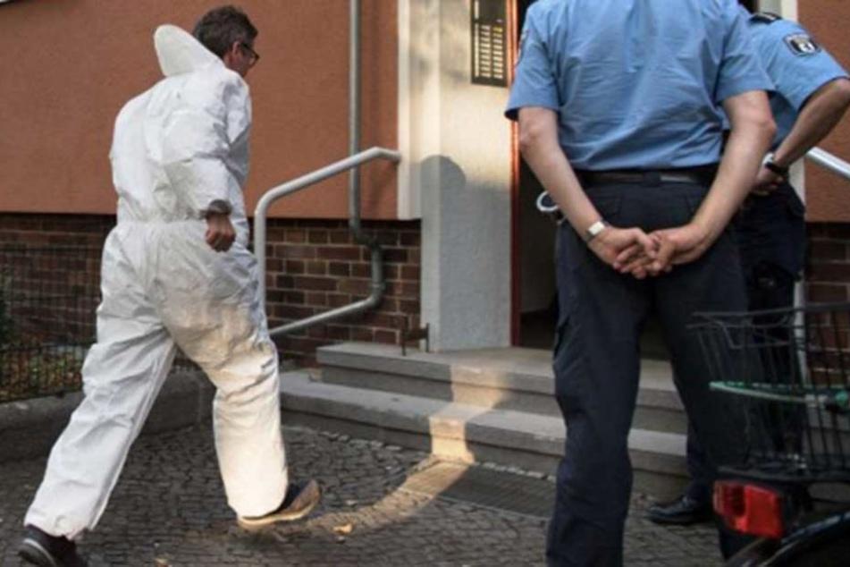 Im Dezember wurde die Frau von ihrem Ehemann in der gemeinsamen Wohnung erstochen (Symbolfoto).