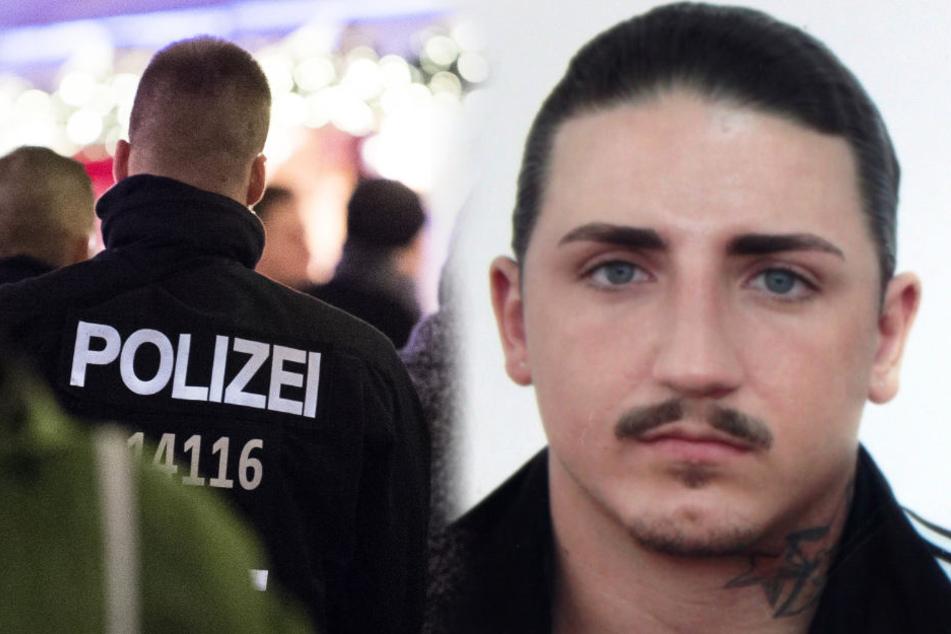 Die Polizei sucht weiter nach dem 21-jährigen Tatverdächtigen. (Symbolbild/Fahnungsfoto)