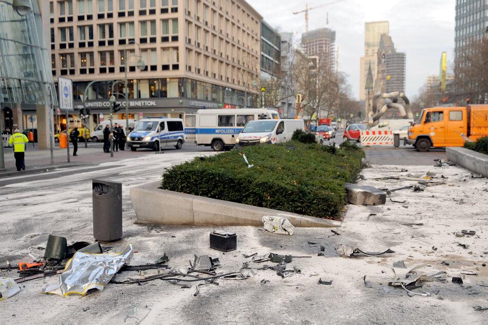 Fünf Jahre nach Horror-Crash in Berlin: Urteil gegen Ku'damm-Raser gefallen!