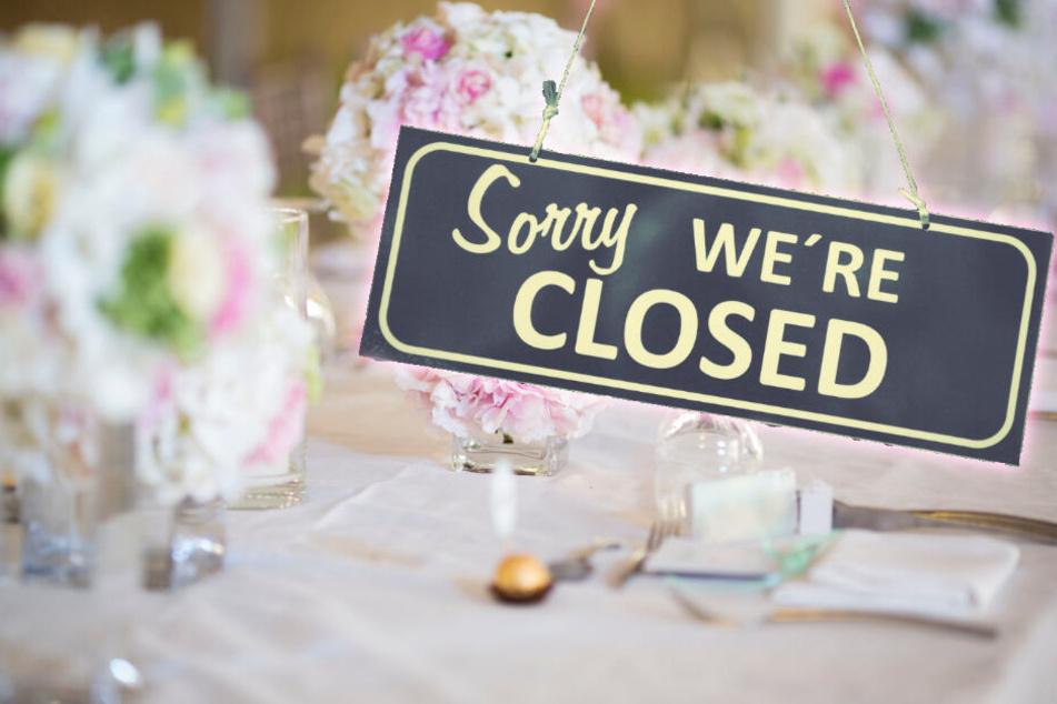 Hunderte Paare planen ihre Hochzeit, dann kommt bitterböse Nachricht