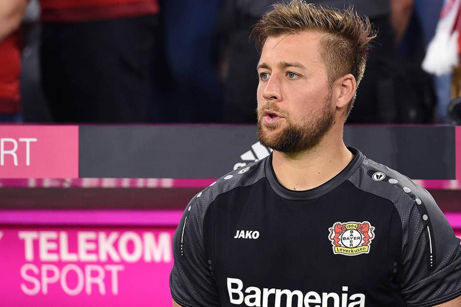 Nico Schneck (25) misst sich jetzt mit den ganz Großen in der Bundesliga.