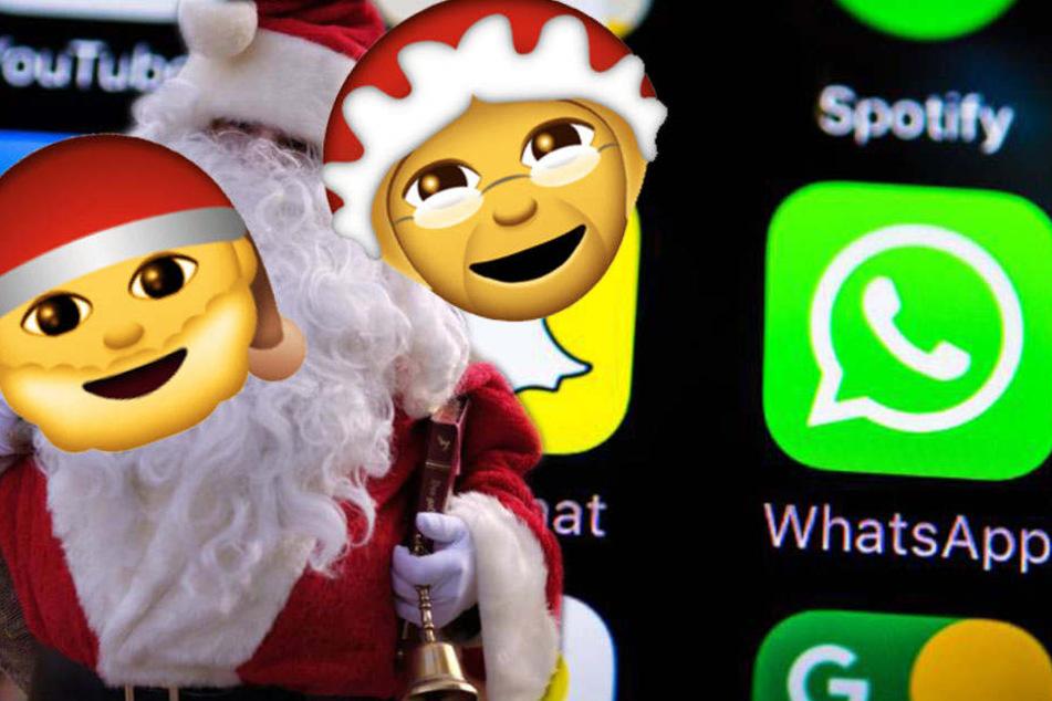 Dieser Weihnachtsgruß bei WhatsApp wird richtig teuer!