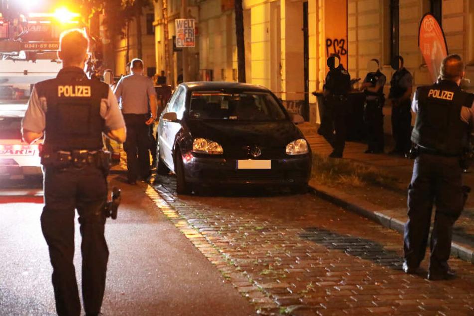 Leipzig: 19-Jähriger wird Opfer von Messerattacke im Leipziger Osten