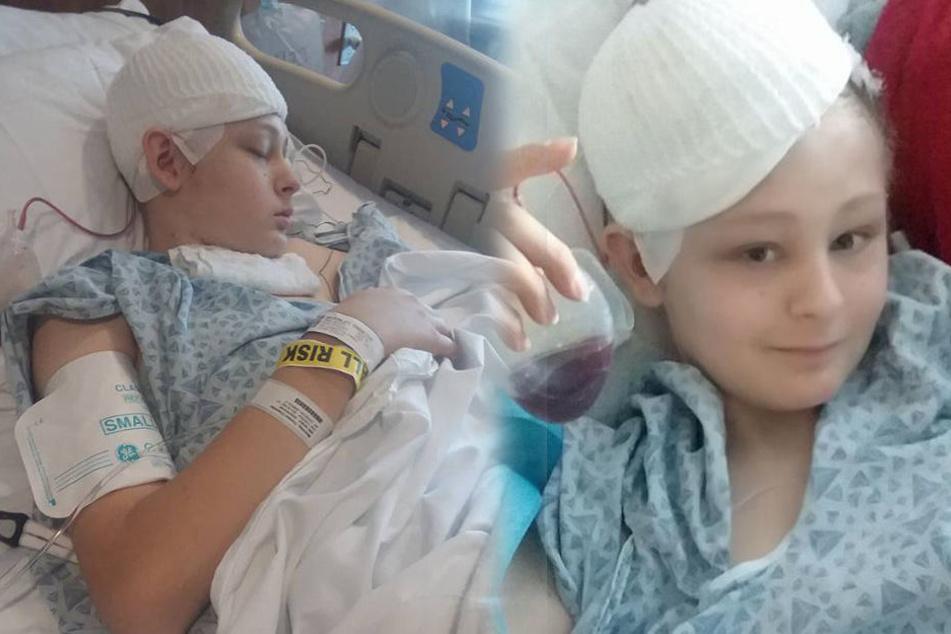 13-Jähriger gilt als hirntot: Kurz vor der Organspende passiert das Unglaubliche