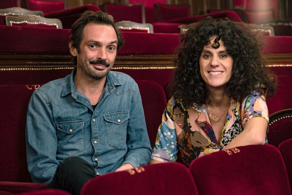 Das französische Comedy-Duo Mélissa & Fred (Mélissa Billard und Fred Menuet) haben einiges auf Lager!