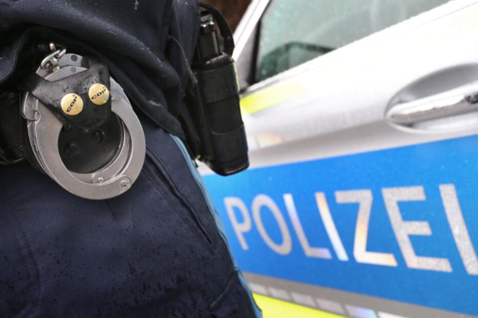 Die Polizei nahm den 33-Jährigen fest. (Symbolbild)
