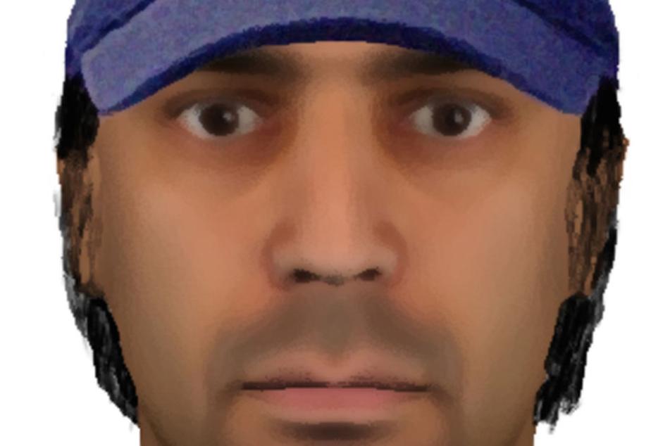 Die Polizei fragt: Wer kennt den Mann auf diesem Bild?