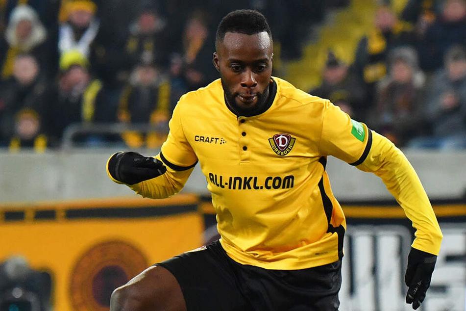 Erich Berko wechselt im Sommer zu Liga-Konkurrent SV Darmstadt 98. Wie einst Marvin Stefaniak verspricht auch der Angreifer, bis zum Schluss alles für die Schwarz-Gelben zu geben. Die Fans sind gespannt ...