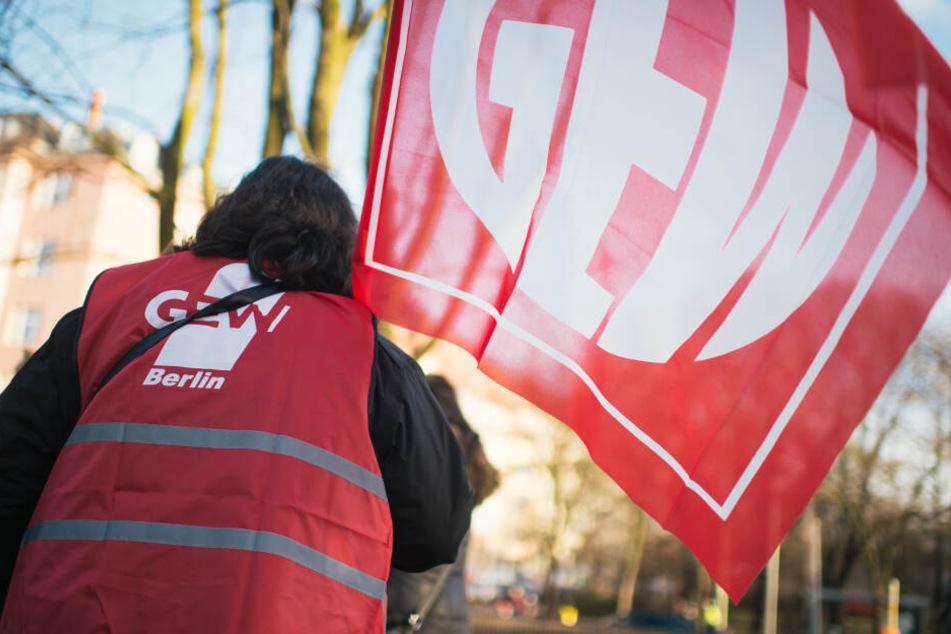 Die GEW ist eine der Gewerkschaften, die zum Streik aufruft (Symbolfoto)