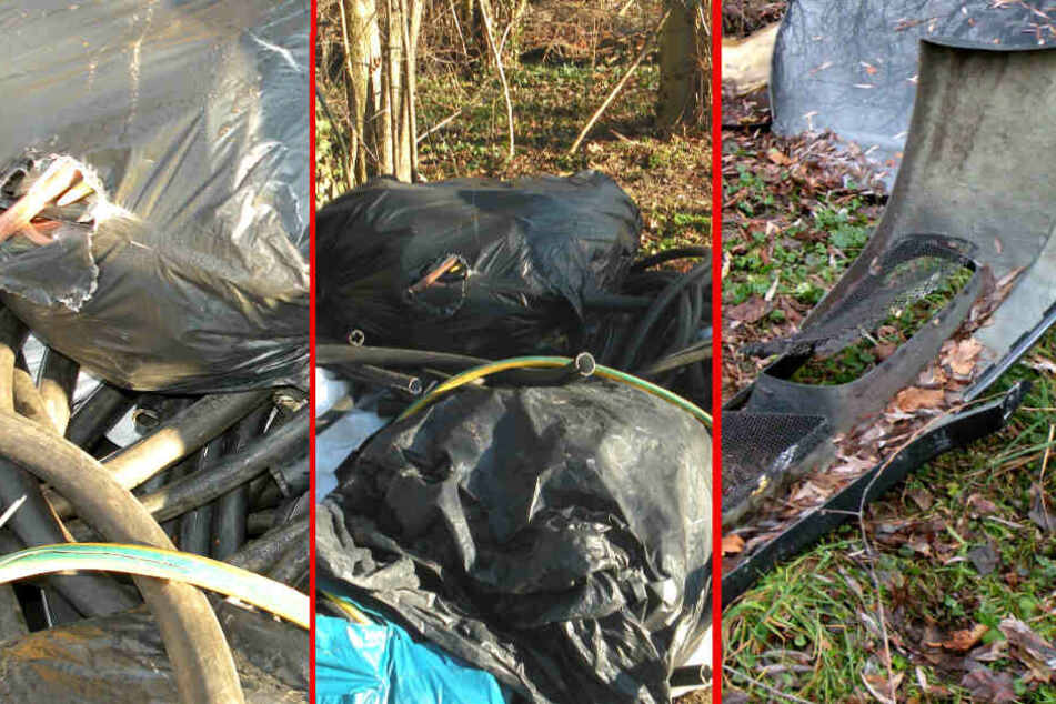 Leipzig: So teuer kann illegale Müllentsorgung für Euch werden!