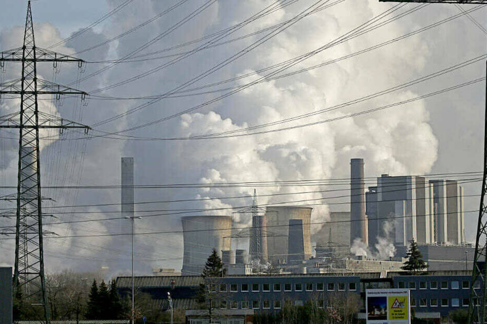 Wegen der Blockade musste RWE drei Kraftwerks-Blöcke vorübergehend vom Netz nehmen.