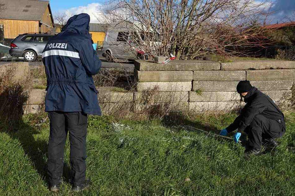 Am Feldrand neben der Agrargenossenschaft Niederau fand gestern ein 17-Jähriger ein totes Neugeborenes.