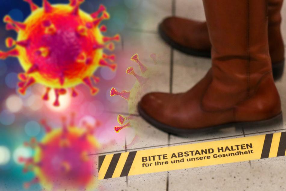 Überträger von Covid-19: Coronaviren auch an Schuhen!