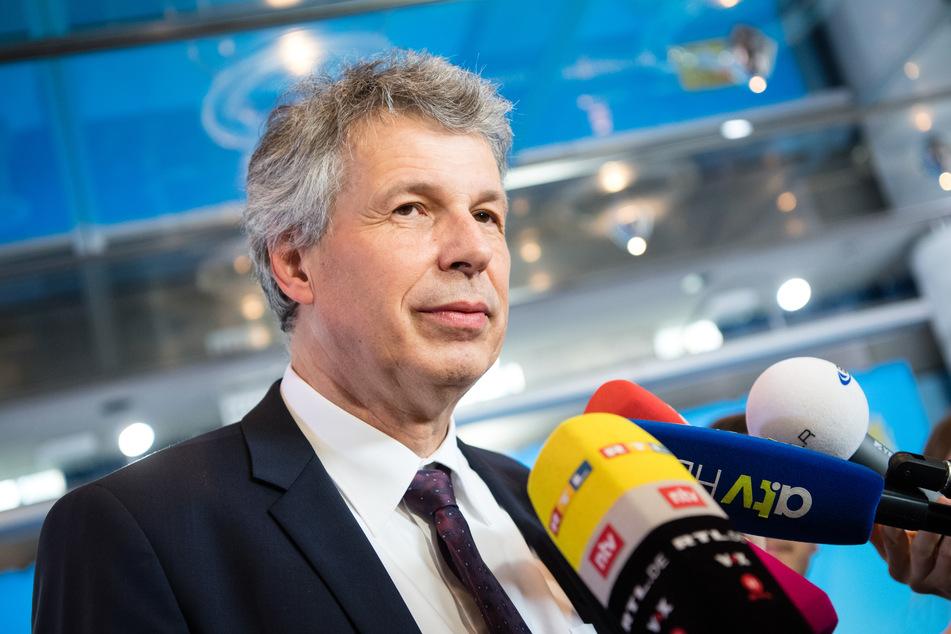 Andreas Zapf, Präsident des bayerischen Landesamtes für Gesundheit und Lebensmittelsicherheit.