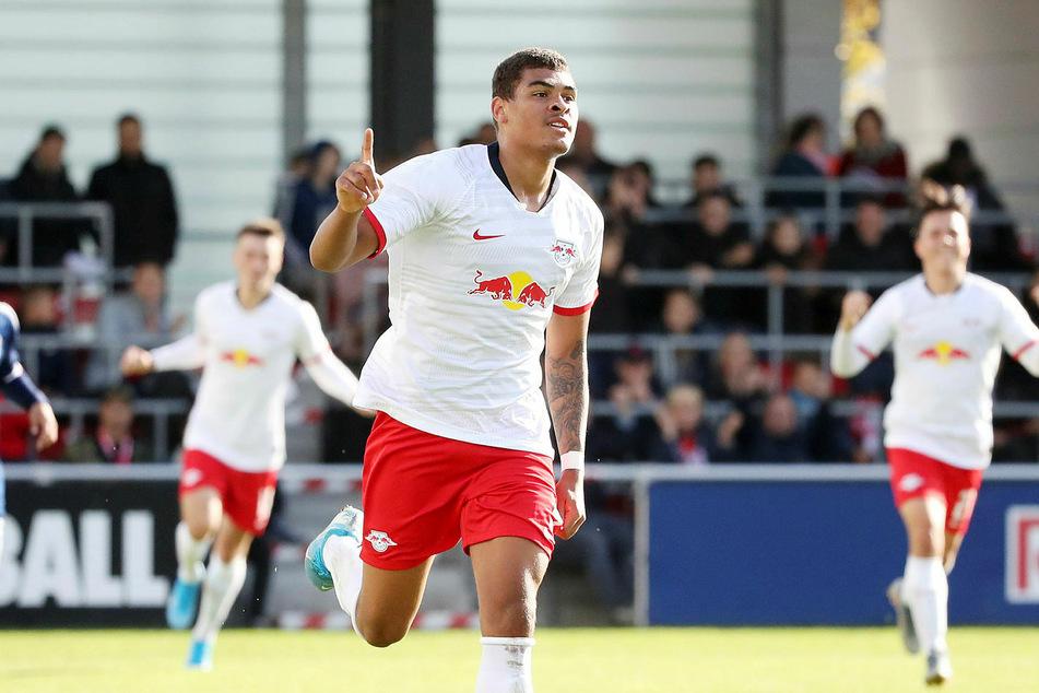 Noah Jean Holm (19) verlässt nach drei Jahren RB Leipzig, ist jetzt 50 Millionen Euro schwer.