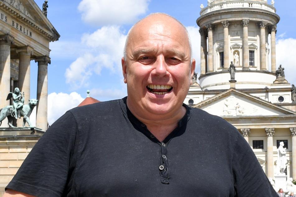 Designer Daniel Rodan (61).
