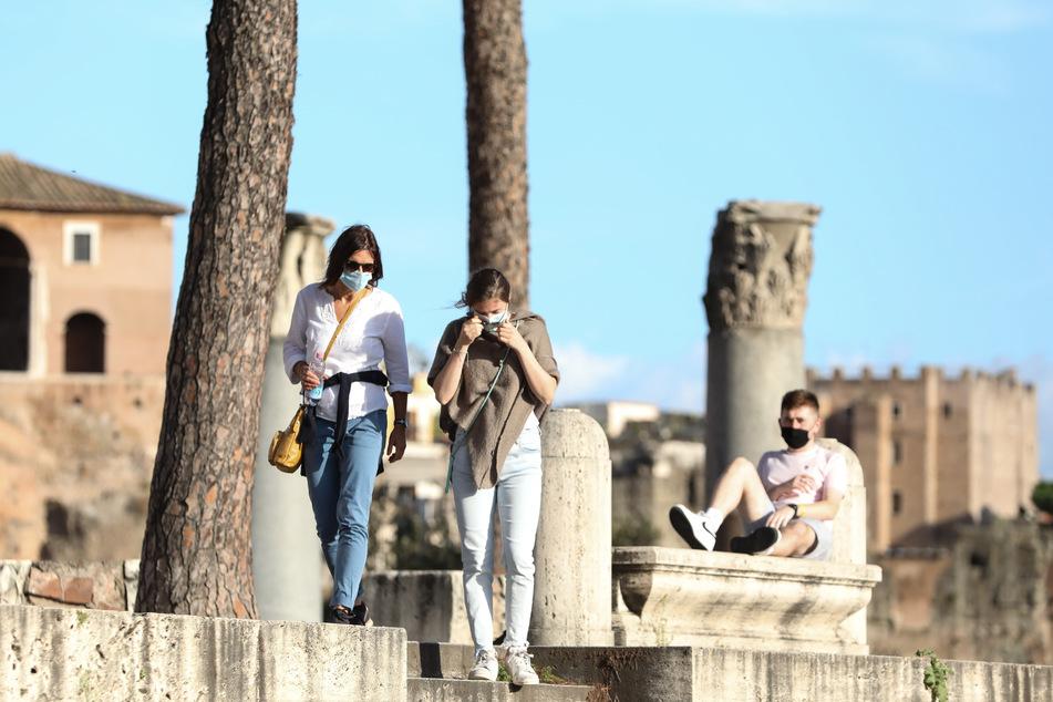 In Italien wurden vor Kurzem zum ersten mal seit März wieder mehr als 5000 Neuinfektionen an einem Tag gemeldet.
