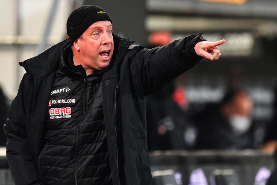 Dynamo-Trainer Markus Kauczinski (50) zeigt's an: Auf diese beiden Münchner müssen wir aufpassen!