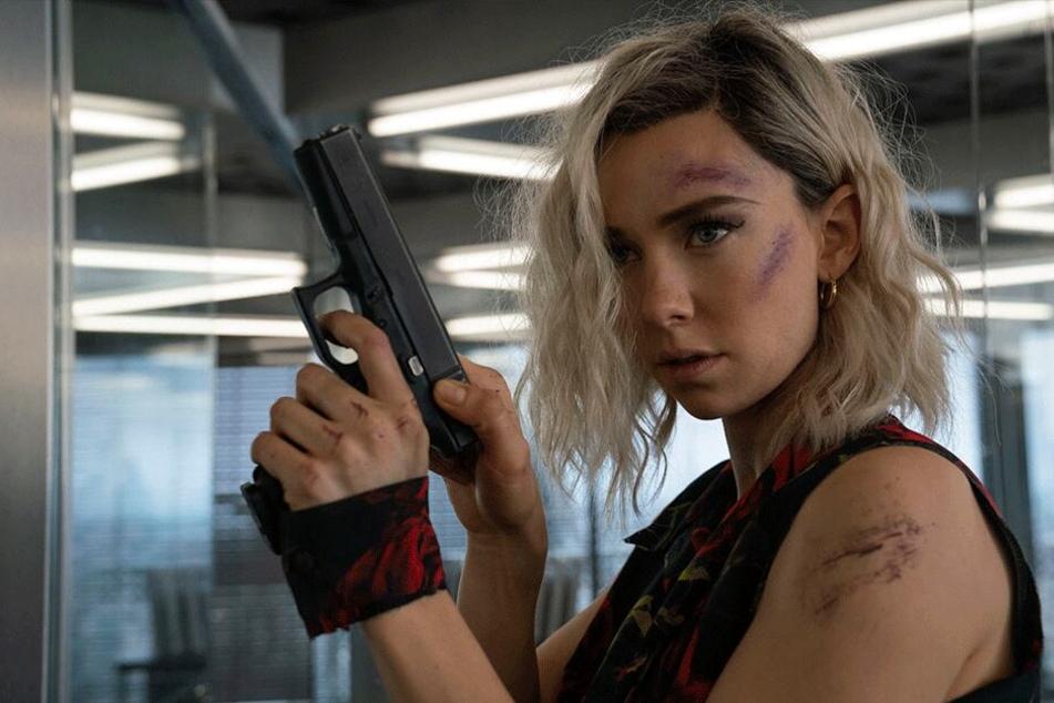 Vanessa Kirby spielt in der Rolle der Hattie Shaw eine starke Frau.