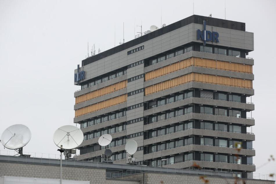 Im Büro-Hochhaus des NDR in Hamburg-Lokstedt wurde krebserregendes Asbest gefunden.