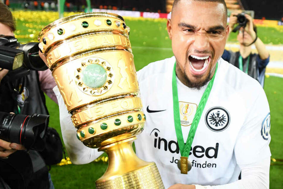 Mit dem Sieg im DFB-Pokal hat sich für Kevin-Prince Boateng der Kreis in Deutschland geschlossen.
