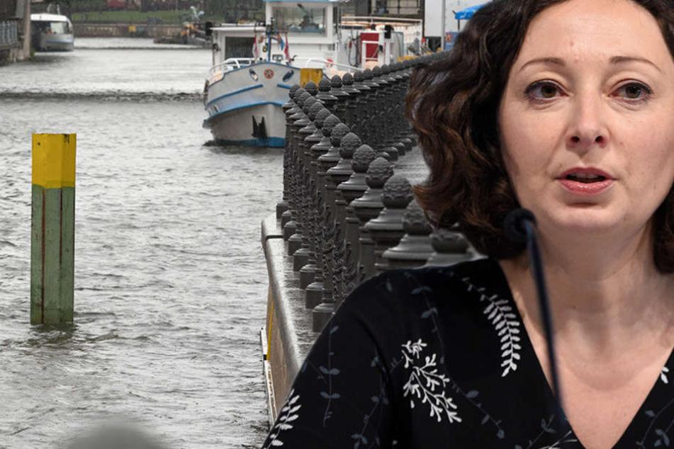 Alles für die Wirtschaft: Berlin will Millionensumme in Ufer stecken