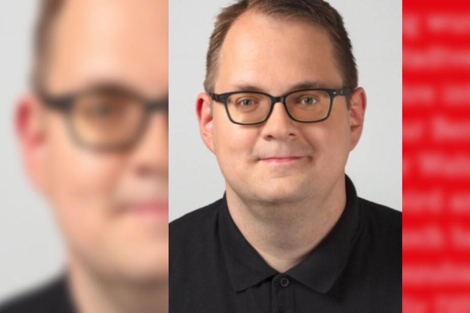 Bundestagsabgeordneter Sören Pellmann (42) war in der Vergangenheit bereits mehrfach das Ziel von Attacken.