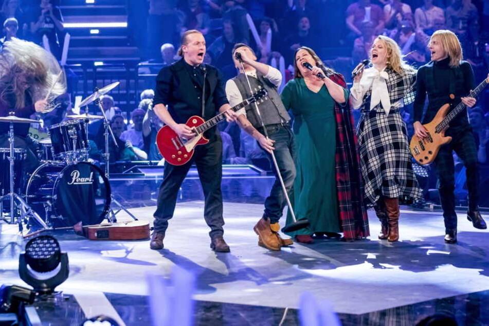 """Die Kelly Family ist am Samstag mit ihrer """"We got Love -Die Tour 2018""""-Tournee in Chemnitz."""