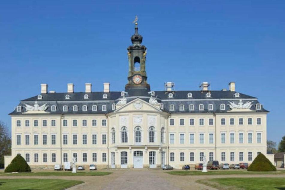 Das Schloss Hubertusburg diente als Residenz für Friedrich August und Maria Josepha nach der Hochzeit.