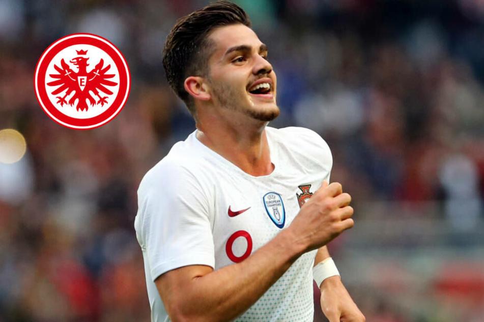 Eintracht-Neuzugang Silva von Fans und Team total begeistert