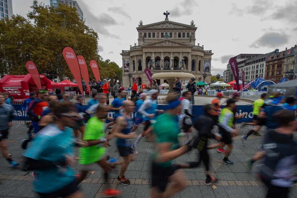Pioniere in Sachen Nachhaltigkeit: Frankfurt-Marathon geht neue Wege