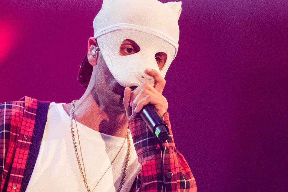 Sensation! Rapper Cro zeigt sich ohne Maske