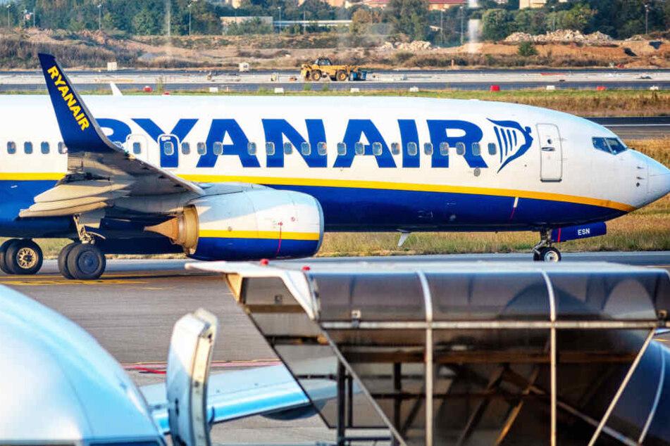 Wer mit Ryanair fliegt, muss zweimal bezahlen!
