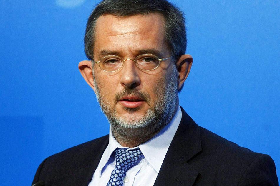 Verfassungsschutzpräsident, Stephan J. Kramer, ist alarmiert.