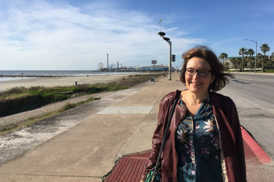 Eine Woche lang hatten Polizei, Militär, Freund und Familie nach Suzanne Eaton gesucht.