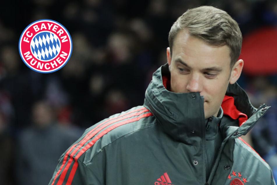 FC Bayern vor Schalke-Duell: Wie schlimm steht es um Kapitän Manuel Neuer?