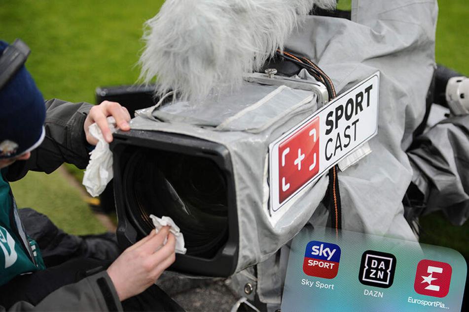 Bundesliga-Hammer! Eurosport zieht sich aus Übertragung zurück