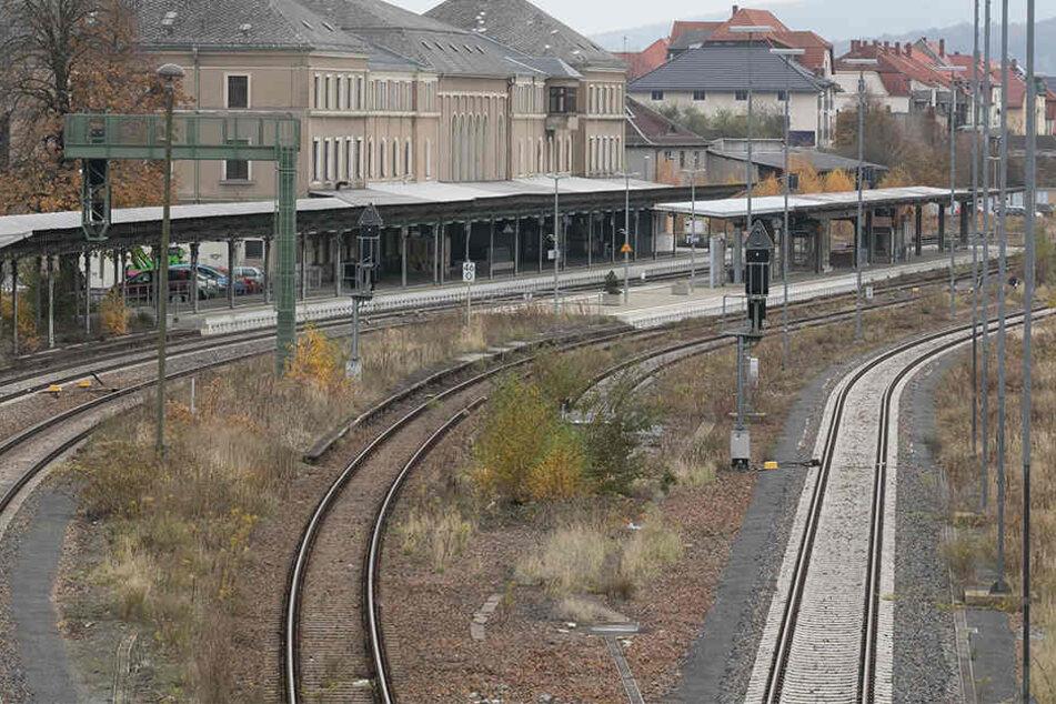 Die Schwarzfahrt eines 41-Jährigen endete am Bahnhof Bautzen.