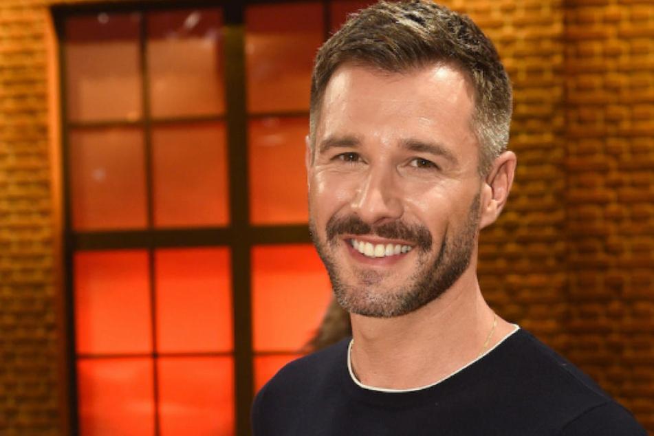 Jochen Schropp (39) moderiert erstmals das beliebte Sat.1-Frühstücksfernsehen.